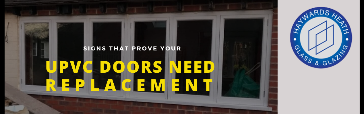 Signs that Prove Your UPVC Doors Need Replacement
