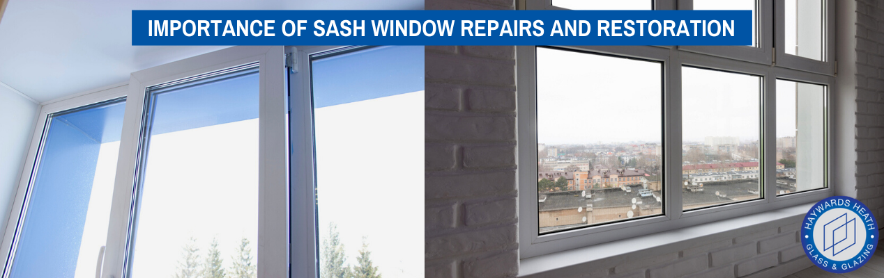 Sash Window Repairs and Restoration